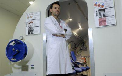 La UCV impulsa la Cátedra de Medicina Hiperbárica