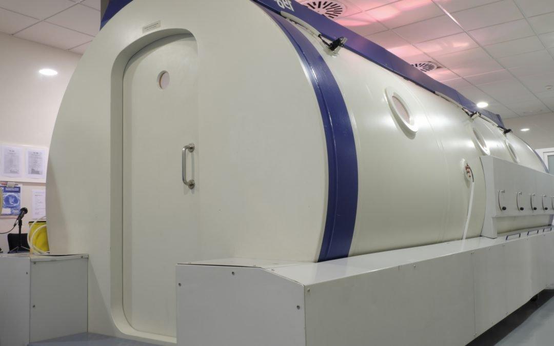 Uso beneficioso de la cámara hiperbárica en casos dermatológicos complicados