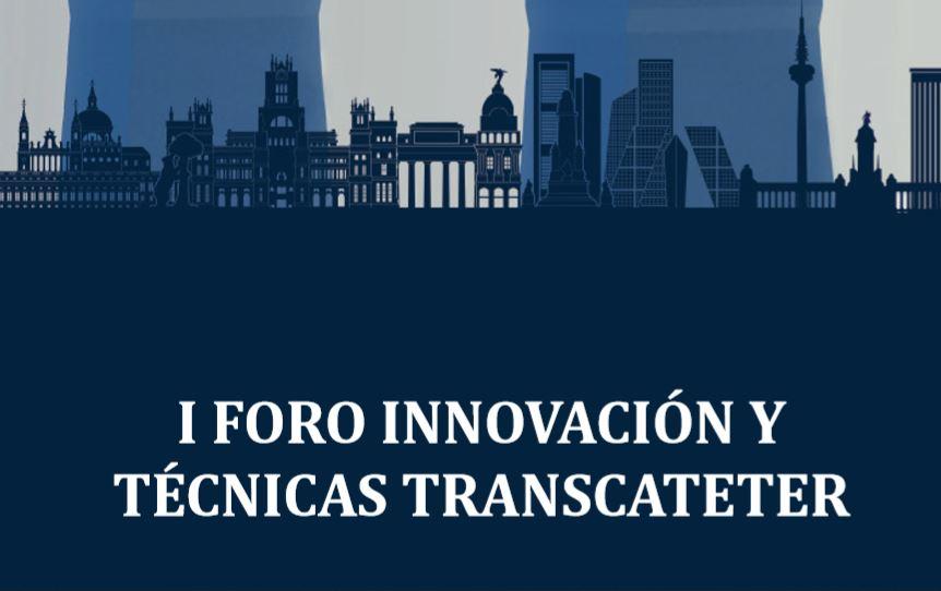 Dr. Pedro Aranda Granados  profesor y ponente en el I Foro de Innovación y Técnicas Transcatéter
